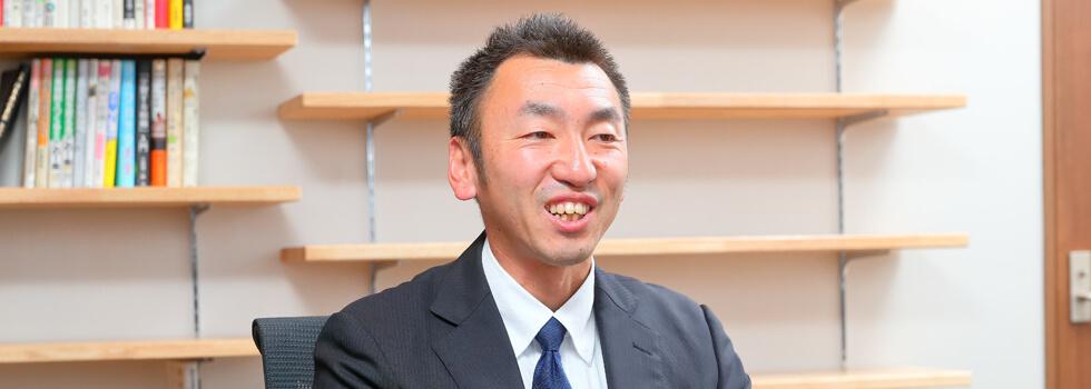 代表取締役 社長 橋本尚史