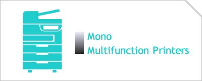 モノクロレーザー複合機